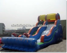 2013 wary inflatable slide