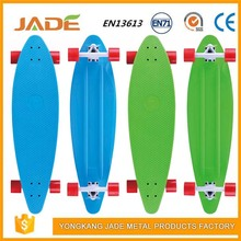 Original fish brand plastic skateboard for kids adult cruiser longboard