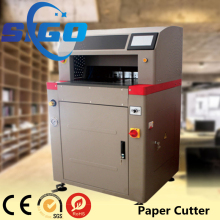 SG-520S3 Three-knife trimmer/Three Sides Book Trimmer / Paper Cutting Machine