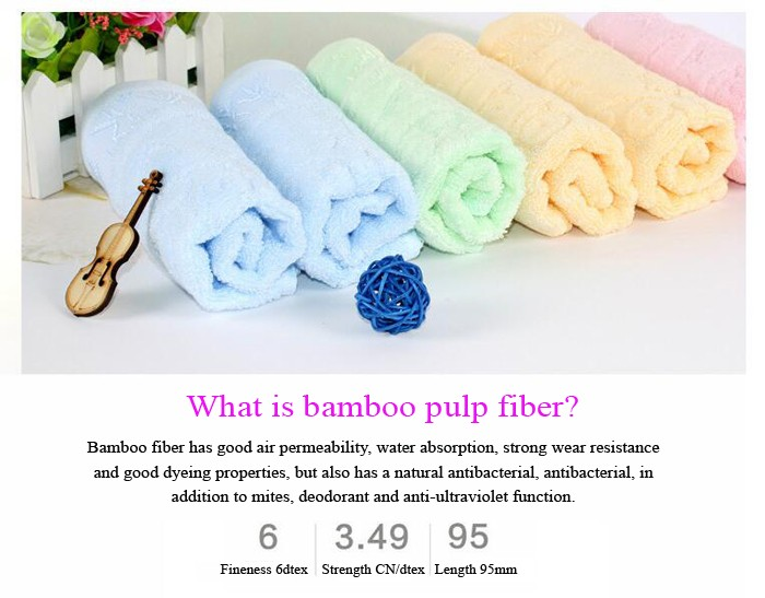 "100% Natural Organic Soft Bamboo Washcloths 10""x10"" Baby Face Towel 6 Pack"