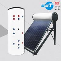Pressurized Stainless Steel Solar Boiler Tank