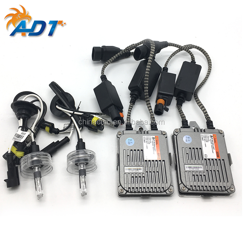 New 2017 12V 35W 55W H4 H7 9005 9006 880 H13 4300K 6000K 8000K Waterproof Super CanBus Fast Start <strong>HID</strong> Bi-Xenon Bulb light <strong>Kits</strong>