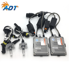 New 2017 12V 35W 55W H4 H7 9005 9006 880 H13 4300K 6000K 8000K Waterproof Super CanBus Fast Start <strong>HID</strong> Bi-Xenon Bulb light Kits