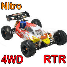 rc car nitro buggy 1:10XL 4wd off road 20cxp engine 2.4Ghz radio rc nitro engine toy cars