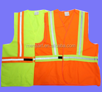 Customer unsex safety/ security reflective Vest for Running or Cycling events