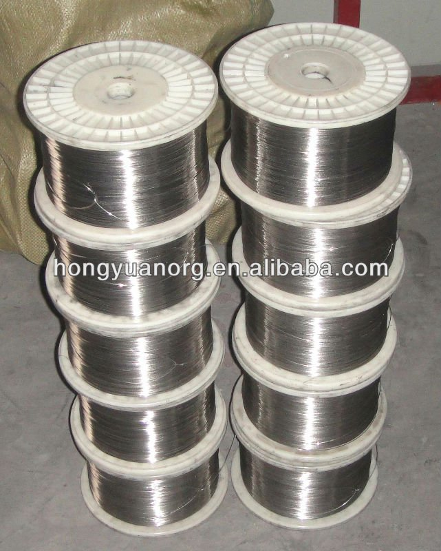 high temperature spring resistant wire hastelloy c276 UNS N10276 W.Nr 2.4819