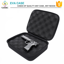 Carry Hard Case gun box/ tool box with foam