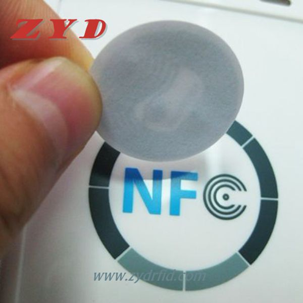 Ntag213/ Ntag215/ Ntag216 RFID tags NFC smart label for phone