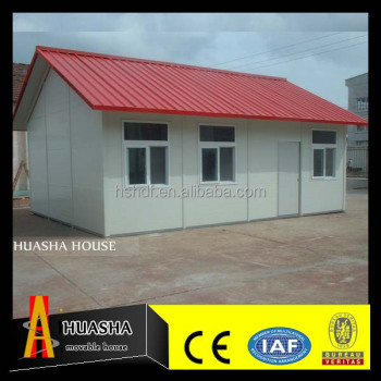Good looking light steel structure prefab small house