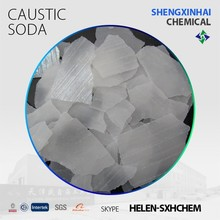 market price of caustic soda/caustic soda flakes price CAS NO. 1310-73-2
