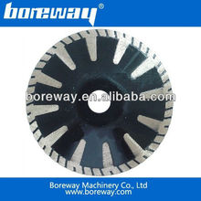 HOT Sell Turbo Rim Diamond Concave saw blades
