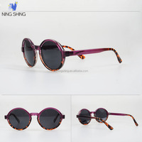 Marketable Products Unisex Round Leopard 2014 New Trendy Sunglasses American Brand High Quality Sunglasses