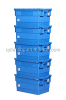 Plastic Box With Sliding Lid for sale
