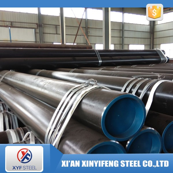 api 5l x70 schedule 40 black steel pipe