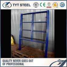 Plastic scaffolding with high strength and safety made in China