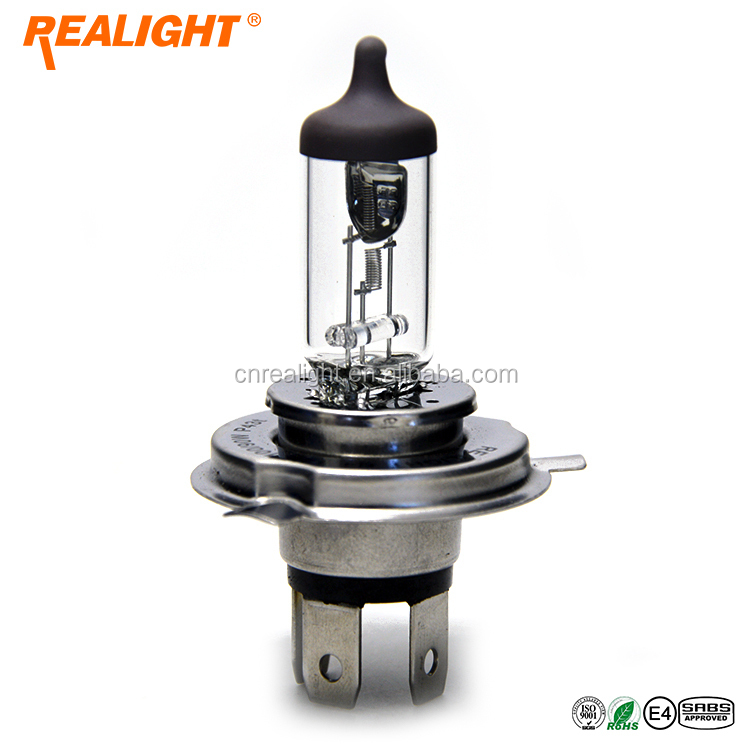 H4 12V 60/55W P43t halogen bulb,OEM quality headlight