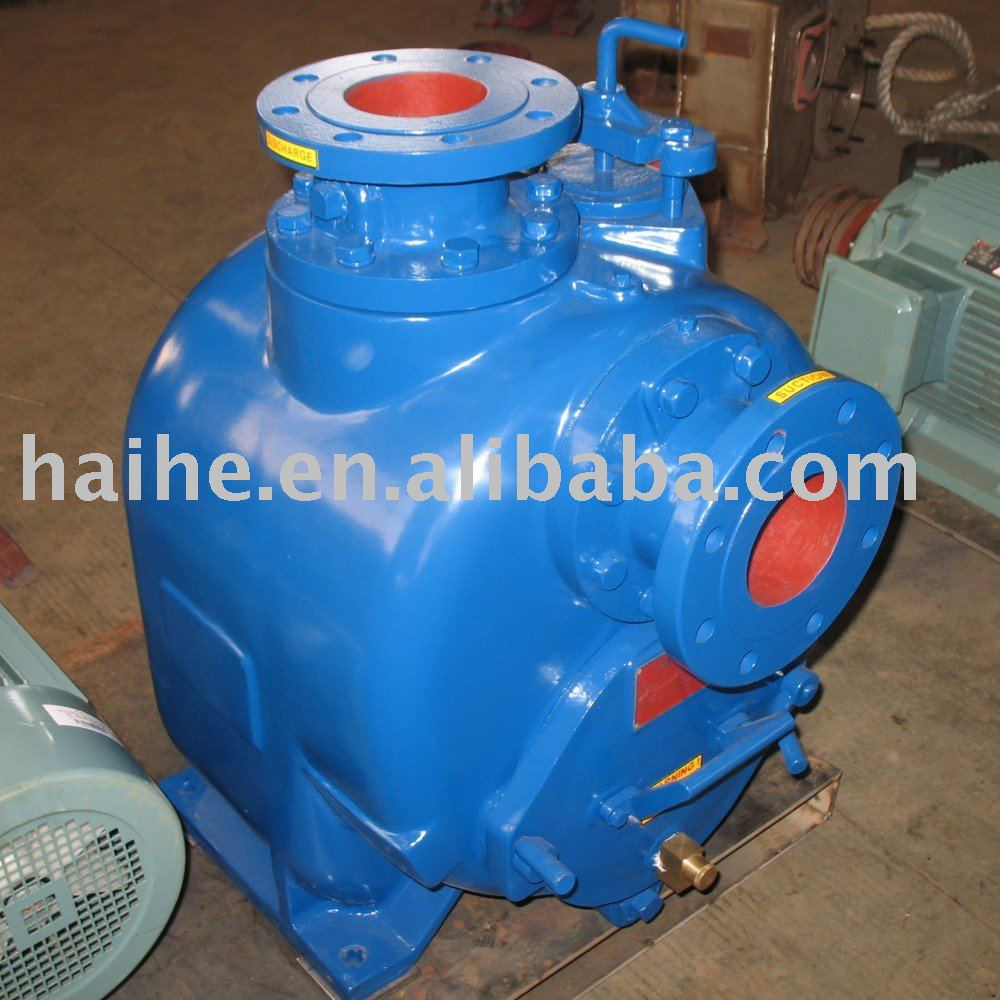 4'' Heavy Duty/Solid Handling/Trash Self-Priming Pumps