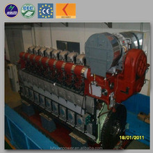 CE approved biogas generator 1 MW/methane gas generator1 MW /natural gas generator 1MW