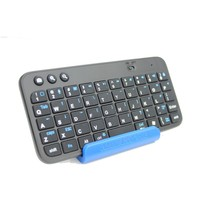 Bluetooth 3.0 wireless Keyboard with Remote shutter for iPhone 6
