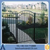 Decorative Wrought Iron Fence/2015 Durable Aluminium Fence For Home/Good-looking Steel Fence