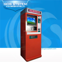 Competitive Price Park Automatic Ticket Vending Machine Made in China