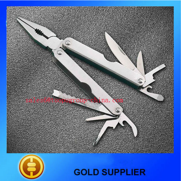China high quality stainless steel outdoors fishing plier multi tool