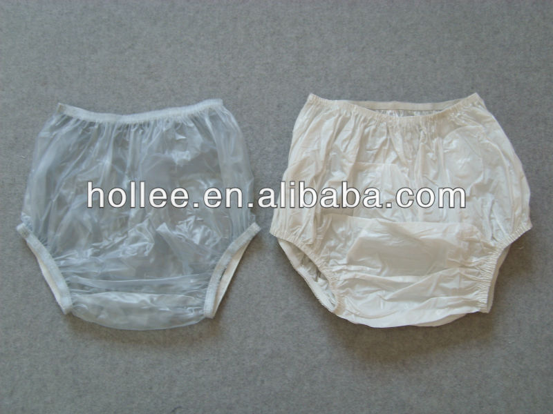 adult pvc plastic pants