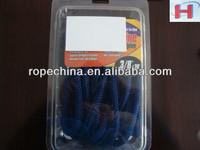 Solid nylon braid mooring rope from our factory with competitive quality and price