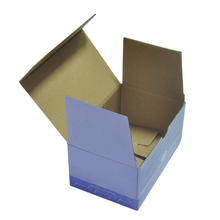 Wholesale Custom Paper Carton Production Line Recycle package Corrugated shipping Box