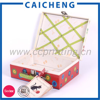 Customized packing gift box