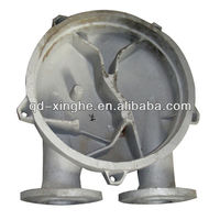 ss316 pump part motor pump