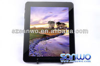 factory price 9.7 inch 3g android tablet pc android