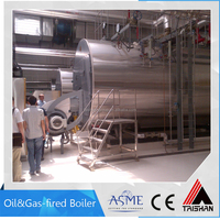 High-Efficiency Energy-Saving Commercial Biogas Steam Boiler Prices