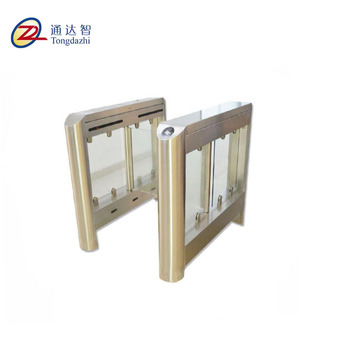 Rfid door access control system swing gate barrier with rfid reader