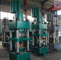 Factory price metal block scraps/metal fines briquette machine