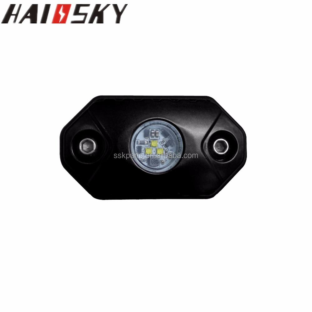 HAISSKY Multifunctional and small ip68 truck rock lights