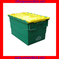 Super Quality Moving Stackable Plastic Boxes Manufacturer