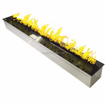 Deluxe Inserted Indoor Remote Control Bio Ethanol Fireplace