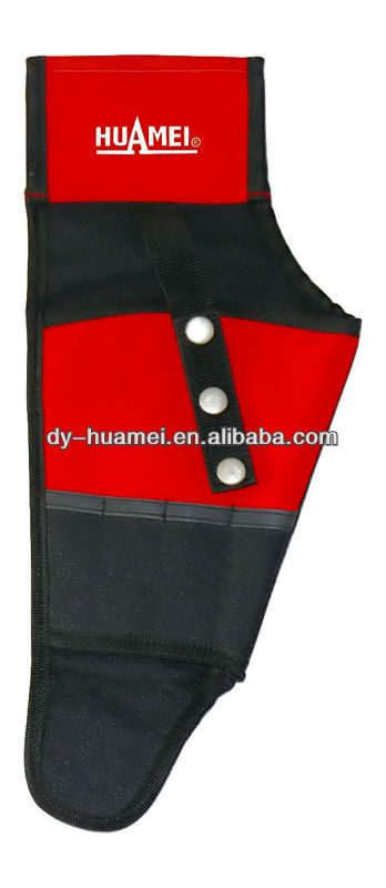 Polyester Tool holster pouch for electrical drill