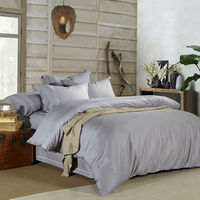 High quality bed room sheet set 400 thread count 100% egyptian cotton with hand work for hotel