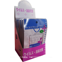 Made in japan virus blocker plus air disinfection 2014 business ideas and product