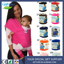 GiftLine Factory Price Popular Soft Baby Sling Carrier