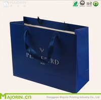 Wholesale Custom Logo Printing Shopping Paper Bag