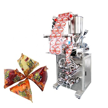 Shuliy March Expo small manual tea bag automatic nuts filling packing machine packaging