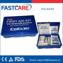 2014 Auto Car Emergency First Aid Kit With CE FDA