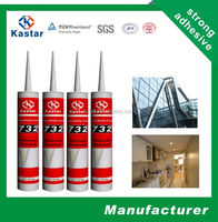 Gap filling silicone sealant
