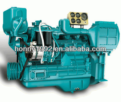 Boat Generator Diesel Outboard Marine Engine (CCS Approved)