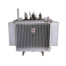 High efficiency three-phase oil-immersed 10kv Full-sealed distributing transformer S13
