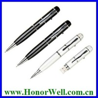Black silver usb pen shape flash drive for gift free logo 2gb 4gb 8gb