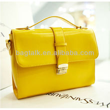 2013 HOT SALE HIGH QUALITY PU LEATHER MESSAGE BAGS BRIEFCASE LADIES FASHION BAGS HANDBAG SUPPLIER